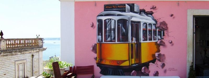 Slideshow Lissabon Alfama 2010